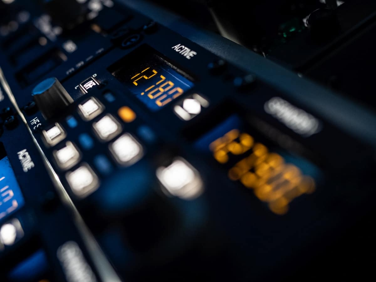 Symulator Boeinga 737-800
