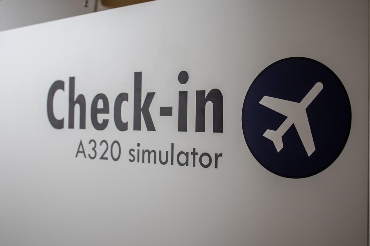 A320 symulator