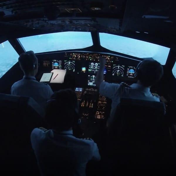 Przygotowanie do screeningu | Airline Assesstment | Symulator