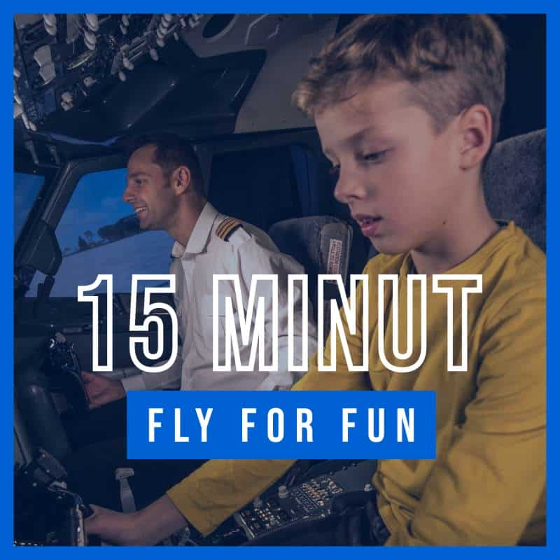 Fly For Fun | Pakiet 15 MINUT | AirPoint