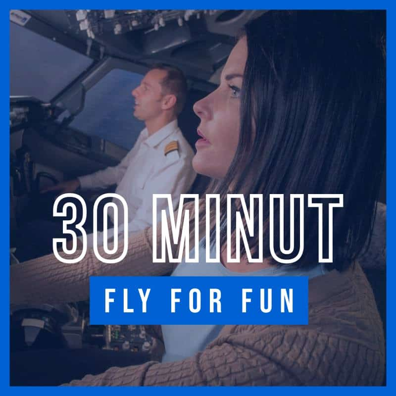 Fly For Fun | Pakiet 30 MINUT | AirPoint