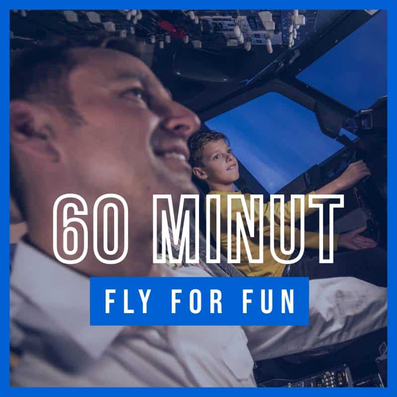 Fly For Fun | Pakiet 60 MINUT | AirPoint
