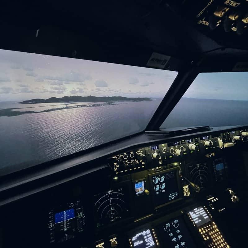 Symulator lotu | Boeing 737 | AirPoint